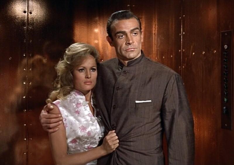 Несыгранные роли Одри Хепберн - «Доктор Ноу» (1962)