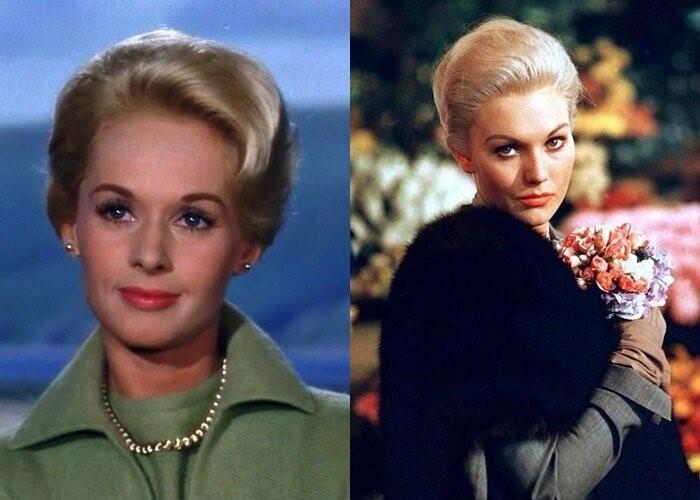 Несыгранные роли Одри Хепберн - «Птицы» (1963) и «Головокружение» (1958)