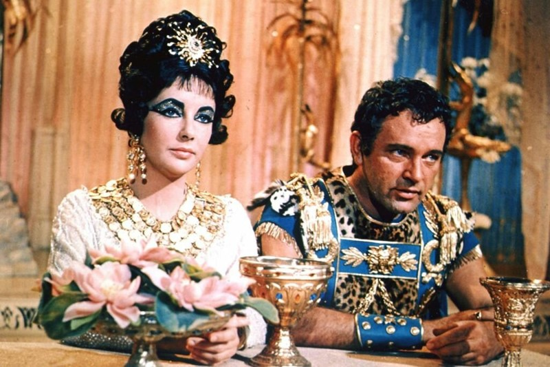 Несыгранные роли Одри Хепберн - «Клеопатра» (1963)