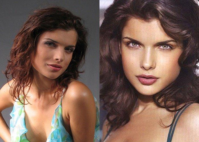Актрисы российского кино, которые были моделями - Анна Азарова
