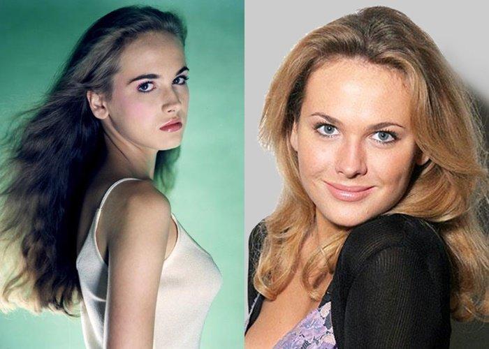 Актрисы российского кино, которые были моделями - Анна Горшкова