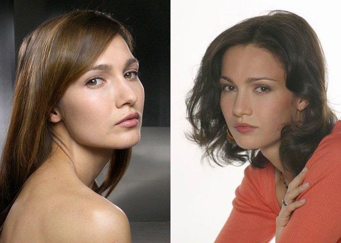Актрисы российского кино, которые были моделями - Евгения Брик