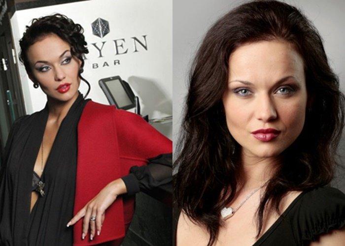 Актрисы российского кино, которые были моделями - Мария Берсенева