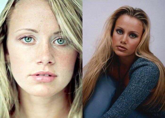 Актрисы российского кино, которые были моделями - Ольга Сидорова