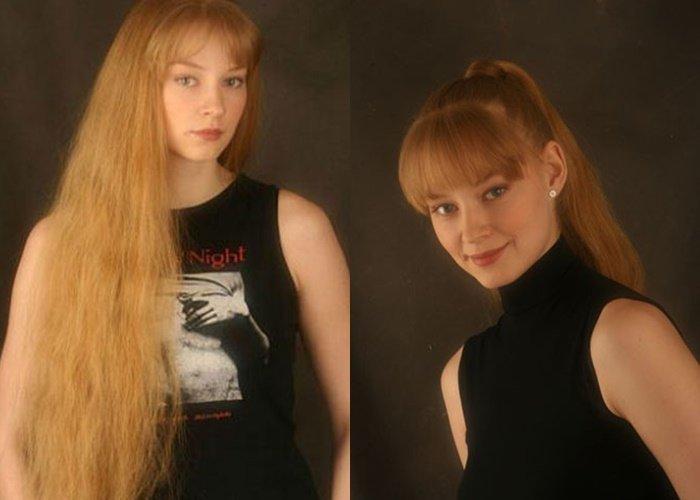 Актрисы российского кино, которые были моделями - Светлана Ходченкова