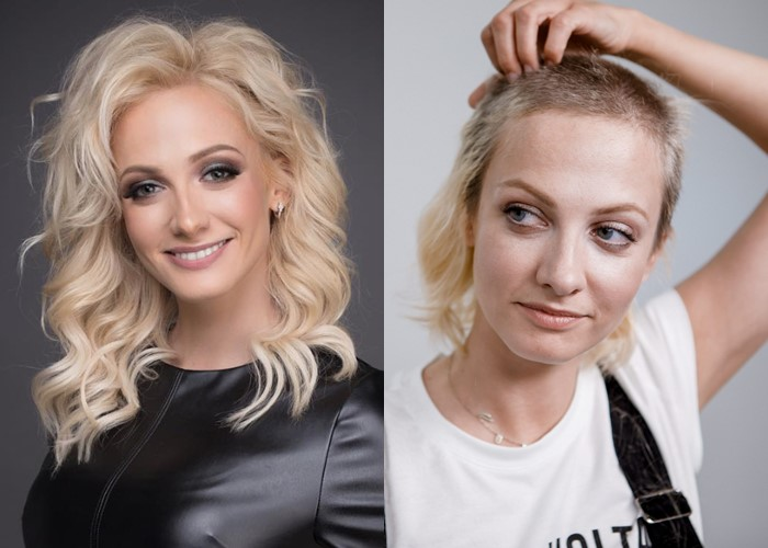 Кино требует: 10+ российских актрис, которые ради роли побрились или коротко подстриглись