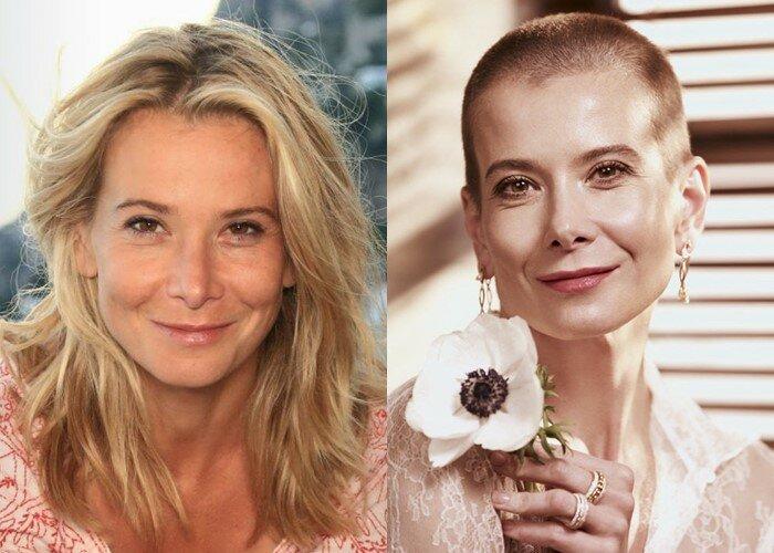 Российские актрисы побрились ради роли - Юлия Высоцкая