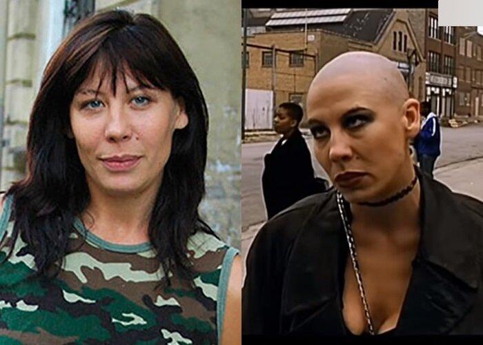Российские актрисы побрились ради роли - Дарья Юргенс