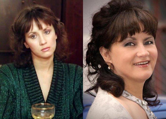 Советские актрисы, которые эмигрировали навсегда - Ирина Шмелёва