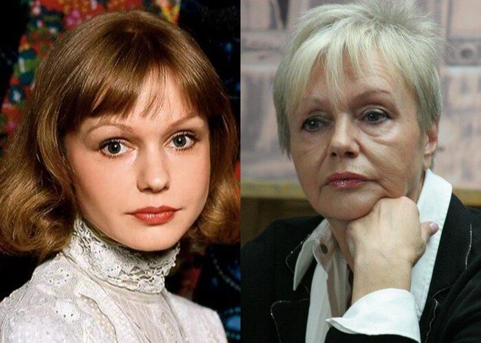 Советские актрисы, которые эмигрировали навсегда - Марина Шиманская