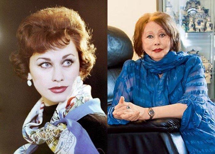 Советские актрисы, которые эмигрировали навсегда - Майя Менглет