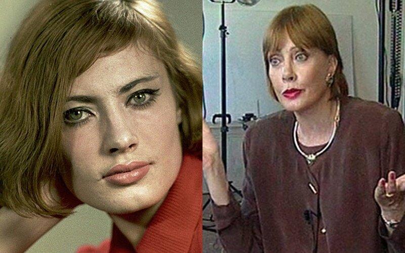 Советские актрисы, которые эмигрировали навсегда - Виктория Фёдорова