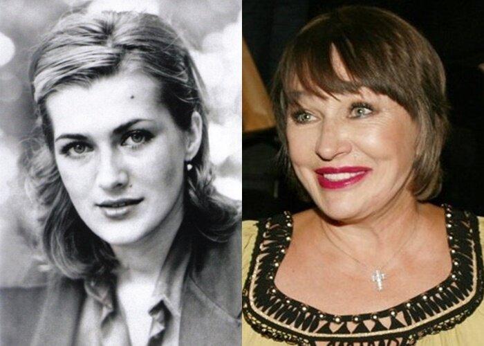 Советские актрисы, которые эмигрировали навсегда - Галина Логинова
