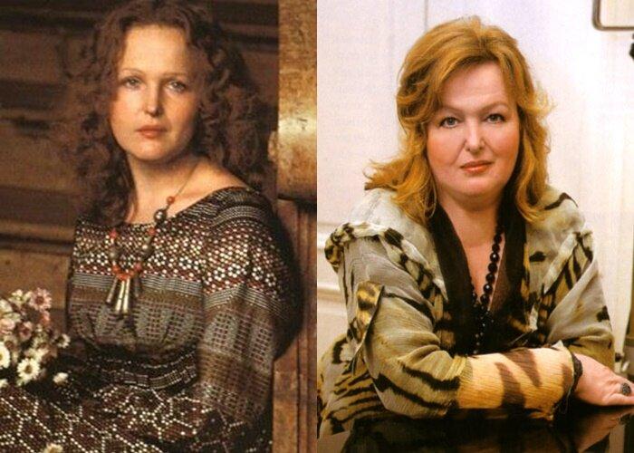 Советские актрисы, которые эмигрировали навсегда - Елена Соловей