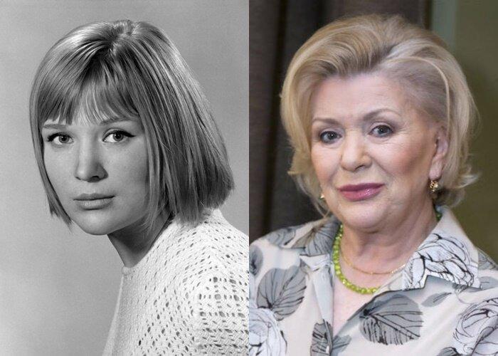 Советские актрисы в российском кино - Галина Польских