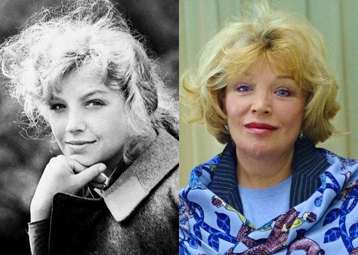 Советские актрисы в российском кино - Ольга Остроумова