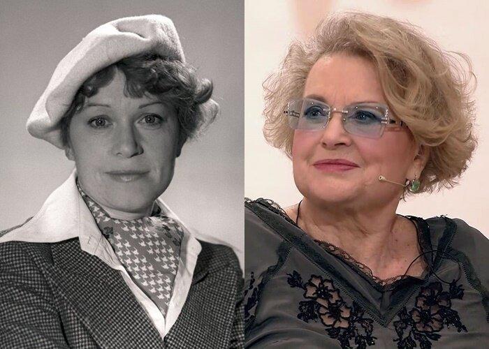 Советские актрисы в российском кино - Валентина Талызина