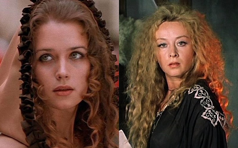 Советские актрисы, которые могли сыграть роли Констанции и Миледи вместо Ирины Алфёровой и Маргариты Тереховой