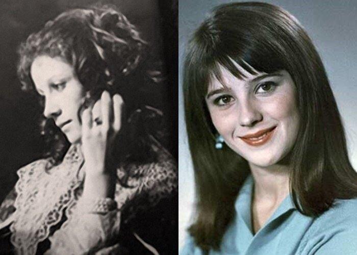 Советские актрисы, которые могли сыграть Констанцию вместо Ирины Алфёровой - Наталья Варлей