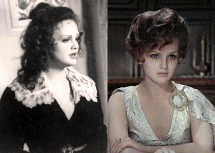 Советские актрисы, которые могли сыграть Миледи вместо Маргариты Тереховой - Светлана Пенкина