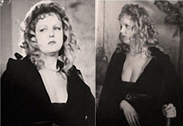 Советские актрисы, которые могли сыграть Миледи вместо Маргариты Тереховой - Елена Соловей