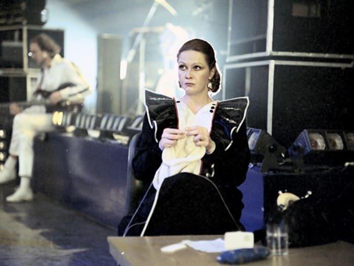 Актрисы, за которых в кино пела Лариса Долина - Наталья Гундарева