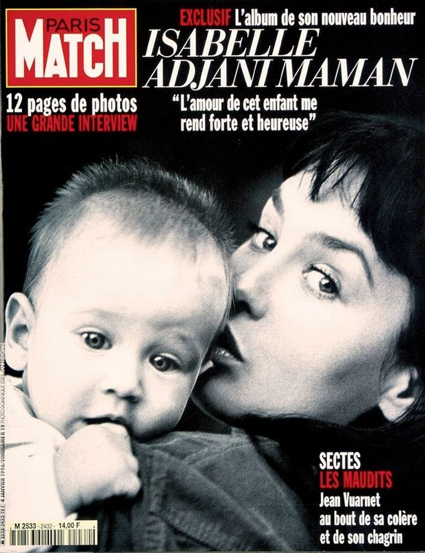 Каким вырос старший сын Изабель Аджани - Paris Match