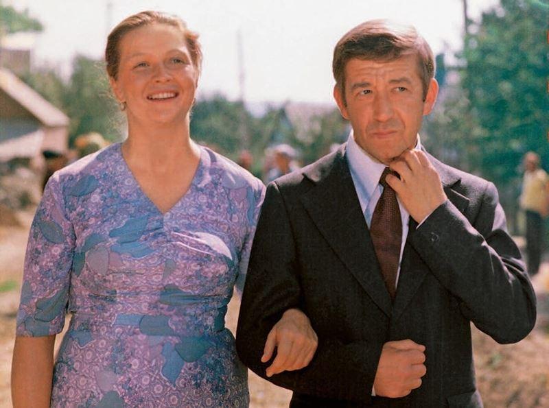 Несыгранные роли Светланы Крючковой -  «Вас ожидает гражданка Никанорова» (1978)