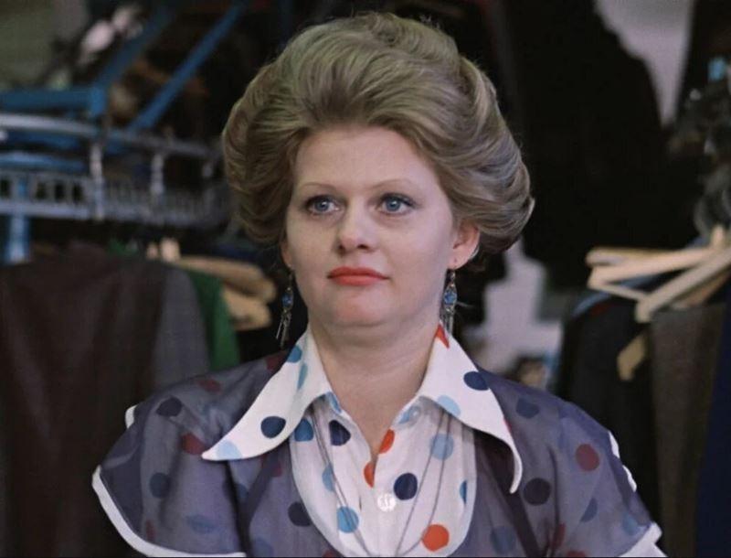 Несыгранные роли Светланы Крючковой -  «Москва слезам не верит» (1979)