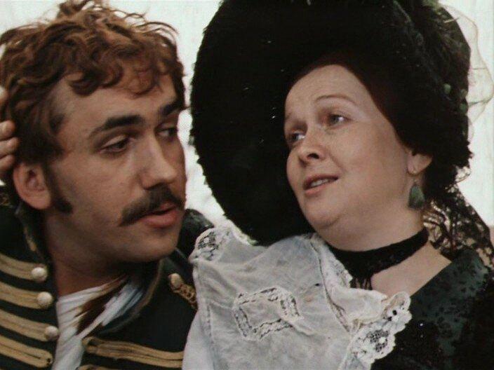 Несыгранные роли Светланы Крючковой -  «О бедном гусаре замолвите слово» (1980)