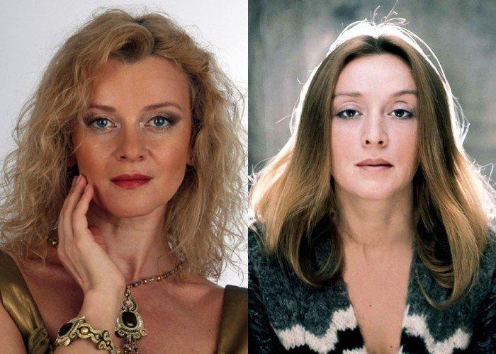 Российские актрисы дочери советских звёзд - Анна Терехова