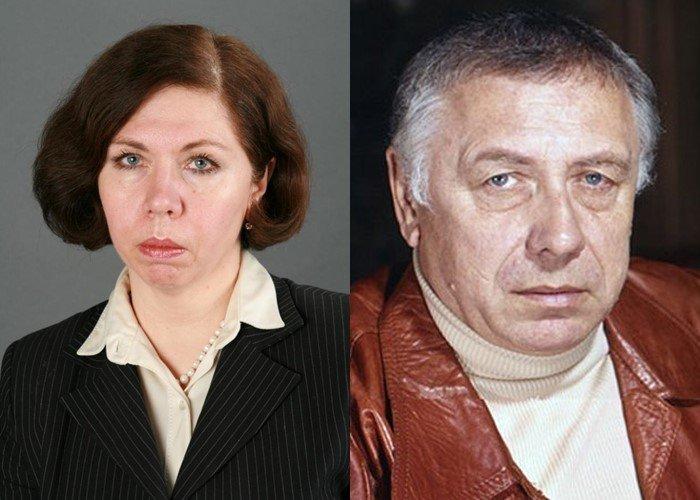 Российские актрисы дочери советских звёзд - Елена Папанова