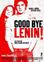 Good Bye Lenin! Германия, 2003 Режиссер: Вольфганг Беккер