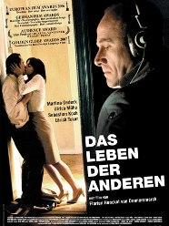 «Жизнь других» Das Leben der Anderen Германия, 2006 Режиссер: Флориан Хенкель фон Доннерсмарк
