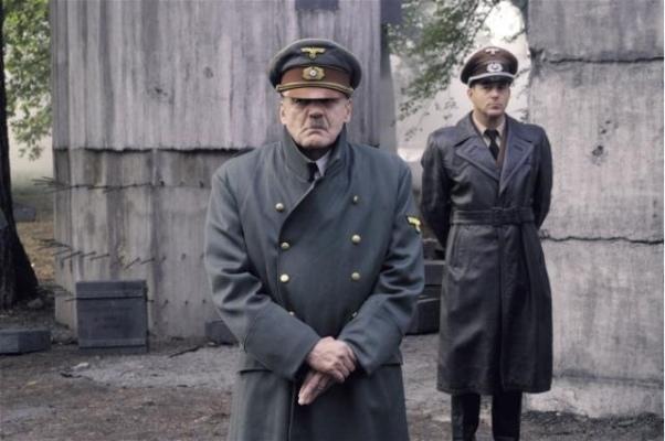Бункер, фильм, германия, 2004