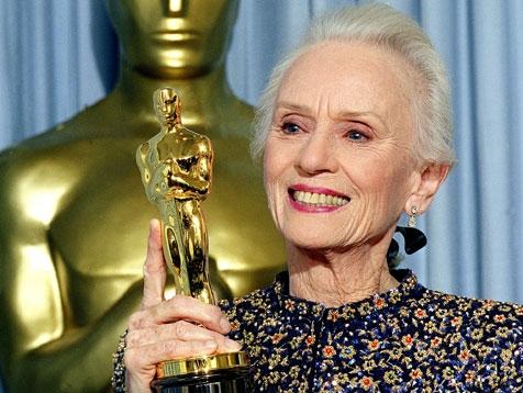 Джессика Тэнди на Оскаре