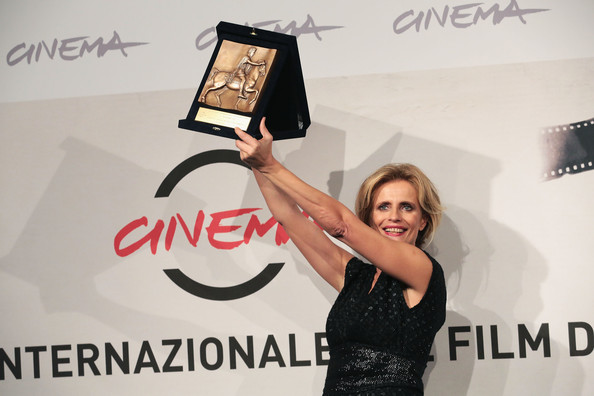 Римский кинофестиваль 2012. Изабелла Феррари