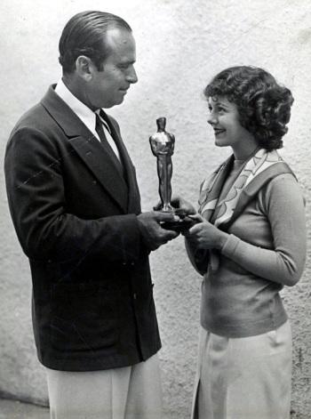 Дуглас Фэрбенкс и Джанет Гейнор, Оскар 1929