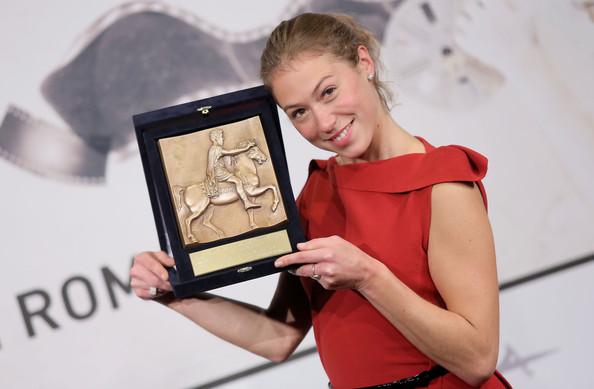 Римский кинофестиваль 2012. Мерилин Фонтен