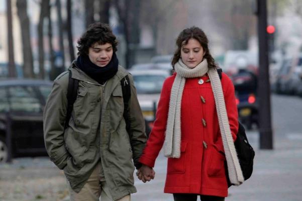 «Первая любовь» Un amour de jeunesse