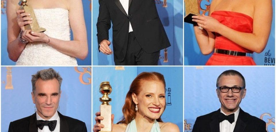 «Золотой глобус» 2013: победители