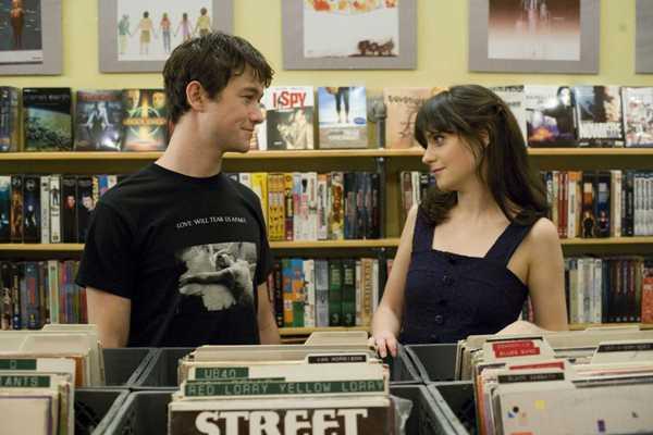 Лучшие романтические комедии. 500 дней лета