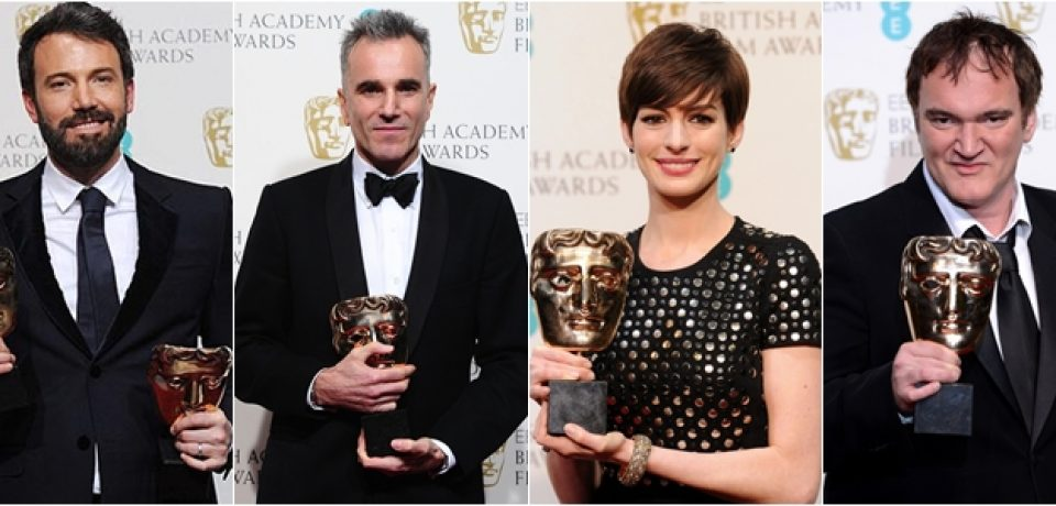 BAFTA 2013: победители