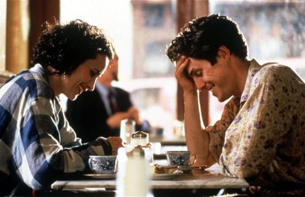Лучшие романтические комедии . Четыре свадьбы и одни похороны