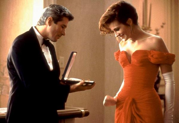 Лучшие романтические комедии . Красотка