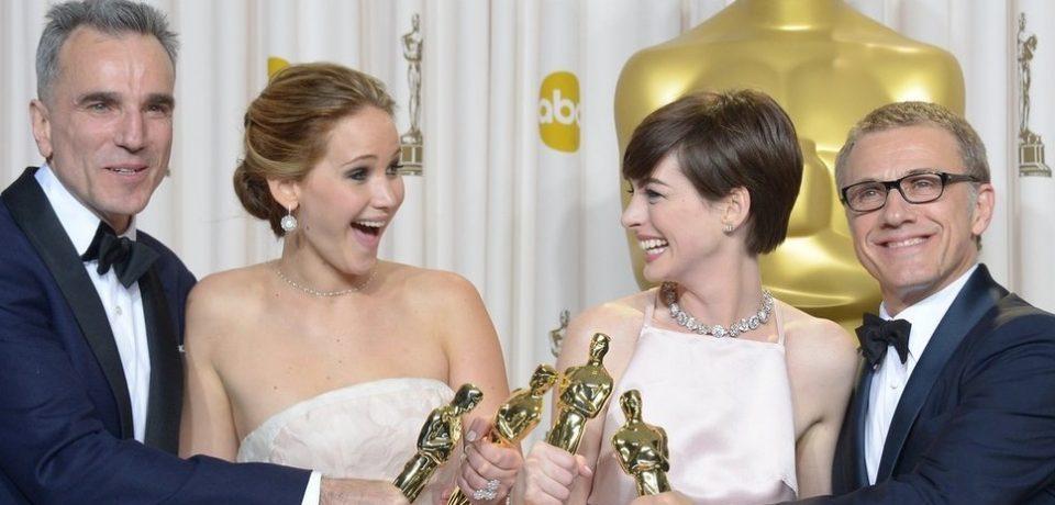 Оскар 2013. Победители