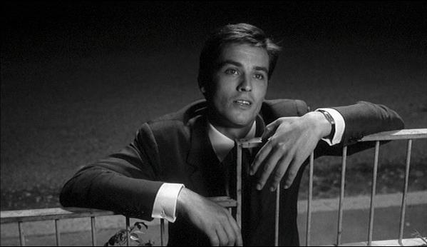 Французские актеры 50-60-х годов ален делон