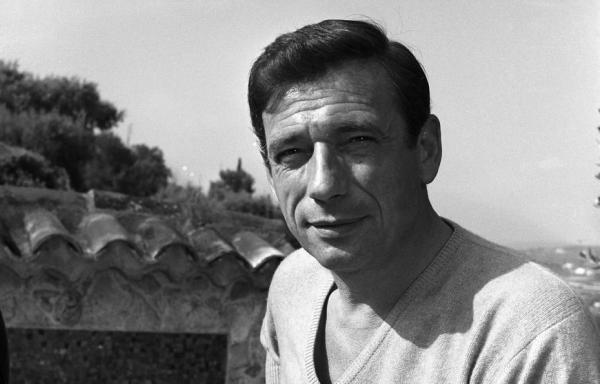 Французские актеры 50-60-х годов ив монтан