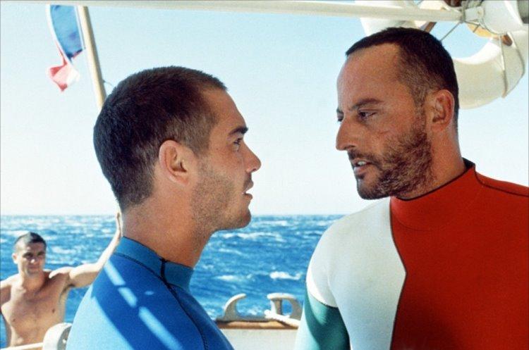 Фильмы с Жаном Рено: «Голубая бездна», 1988