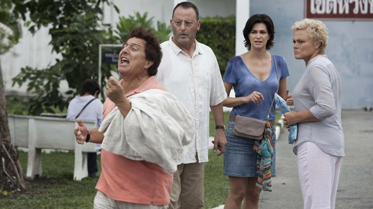 Фильмы с Жаном Рено: «Папаши без вредных привычек», 2011